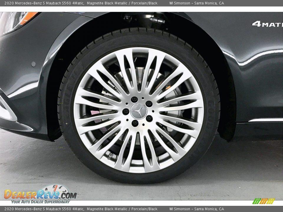 2020 Mercedes-Benz S Maybach S560 4Matic Wheel Photo #8