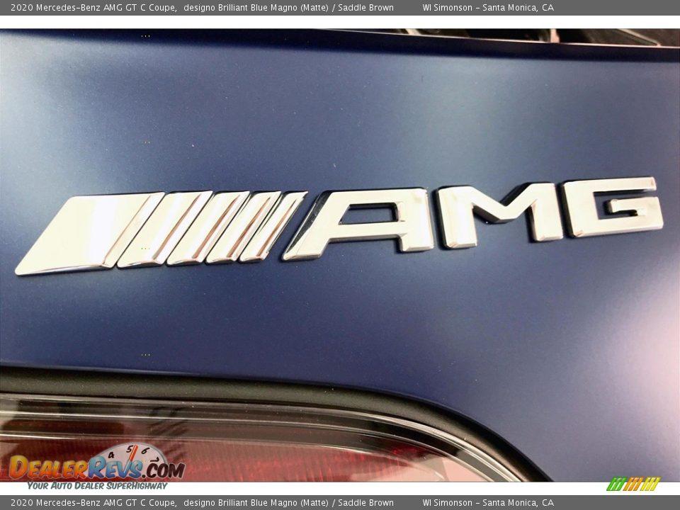 2020 Mercedes-Benz AMG GT C Coupe Logo Photo #25