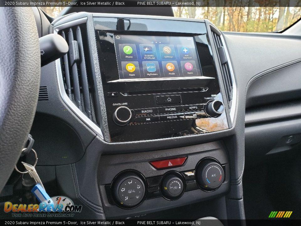 Controls of 2020 Subaru Impreza Premium 5-Door Photo #9