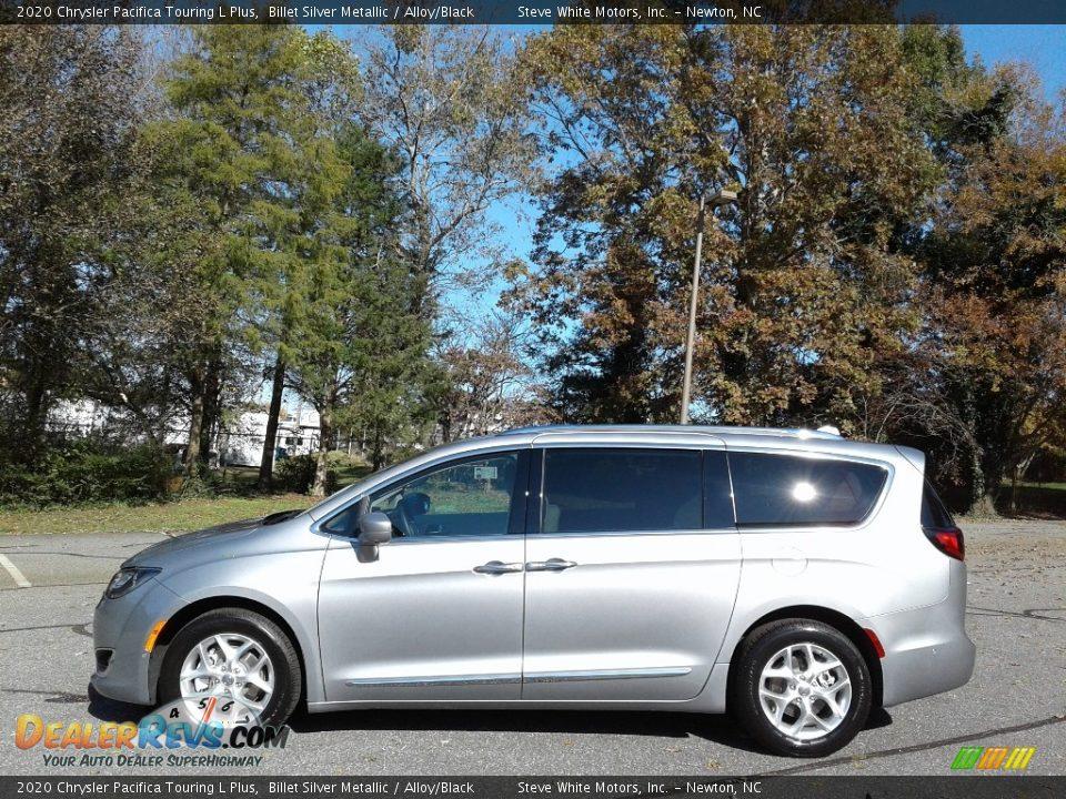 2020 Chrysler Pacifica Touring L Plus Billet Silver Metallic / Alloy/Black Photo #1