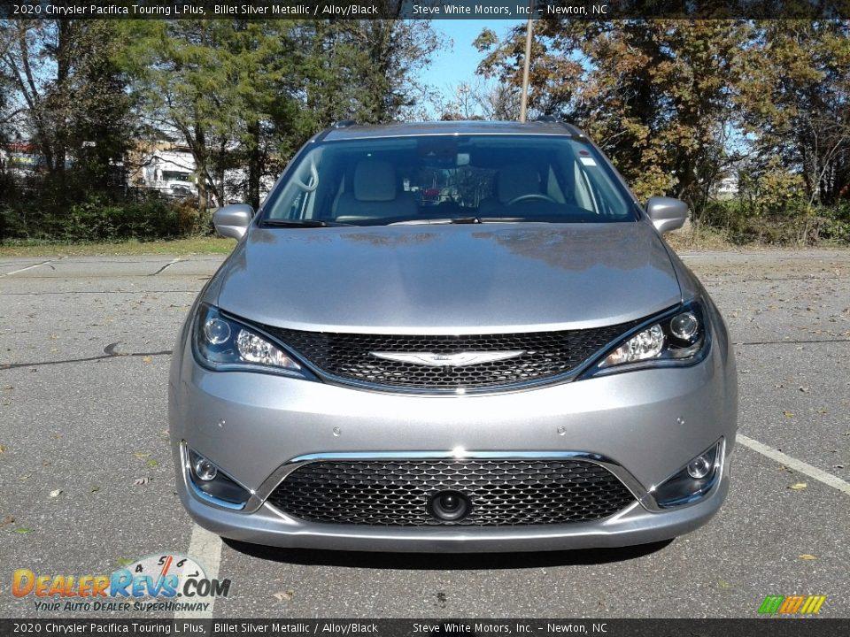 2020 Chrysler Pacifica Touring L Plus Billet Silver Metallic / Alloy/Black Photo #3