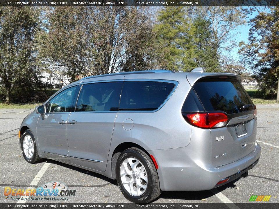 2020 Chrysler Pacifica Touring L Plus Billet Silver Metallic / Alloy/Black Photo #8