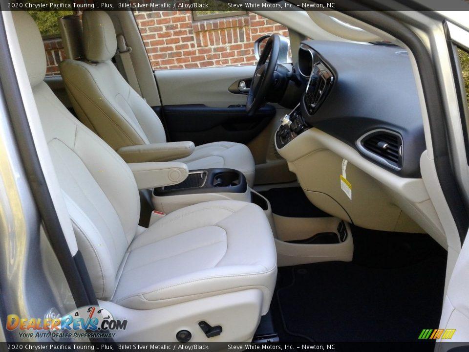 2020 Chrysler Pacifica Touring L Plus Billet Silver Metallic / Alloy/Black Photo #18