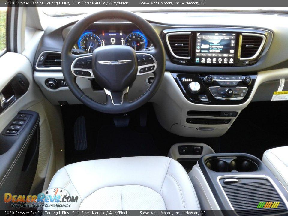 2020 Chrysler Pacifica Touring L Plus Billet Silver Metallic / Alloy/Black Photo #35