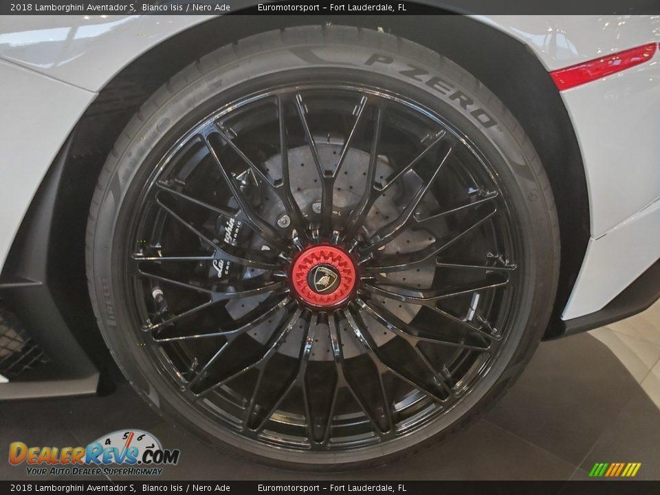 2018 Lamborghini Aventador S Wheel Photo #22