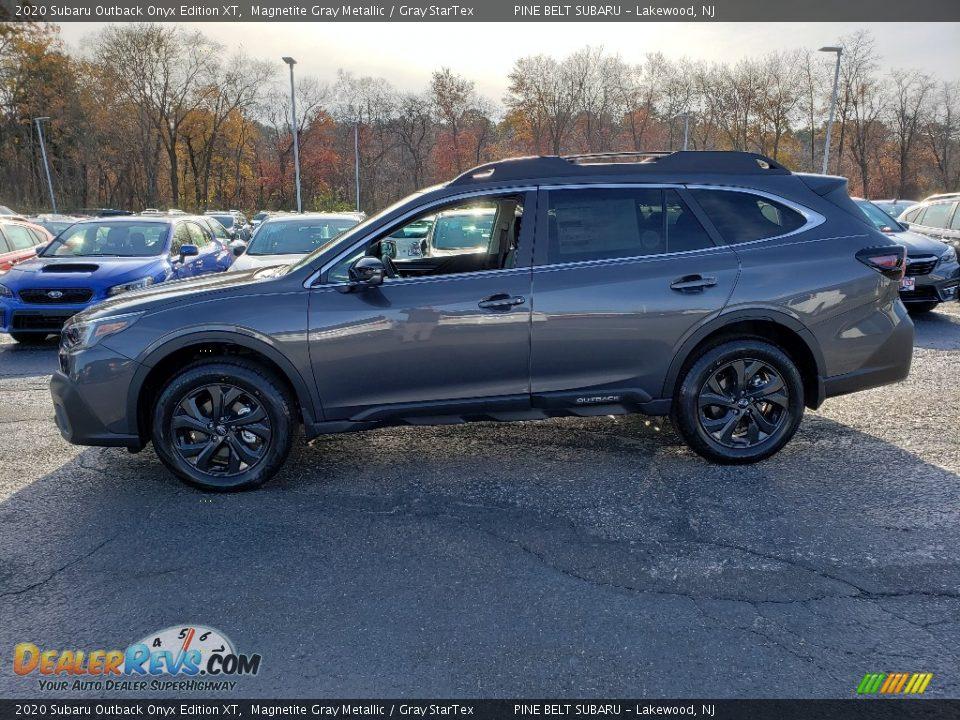 2020 Subaru Outback Onyx Edition XT Magnetite Gray Metallic / Gray StarTex Photo #3