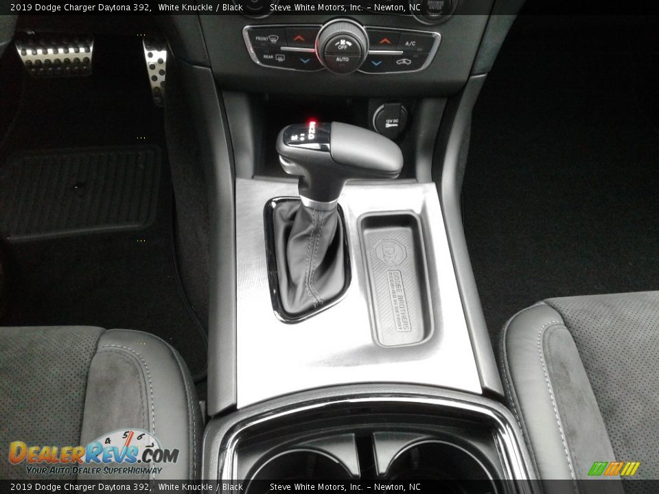 2019 Dodge Charger Daytona 392 White Knuckle / Black Photo #31