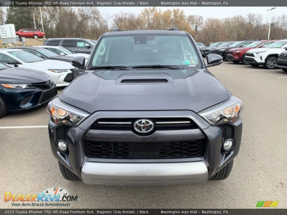 2020 Toyota 4Runner TRD Off-Road Premium 4x4 Magnetic Gray Metallic / Black Photo #2