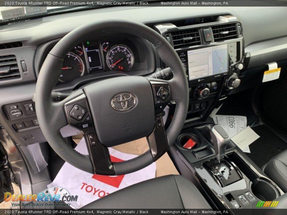 2020 Toyota 4Runner TRD Off-Road Premium 4x4 Magnetic Gray Metallic / Black Photo #4
