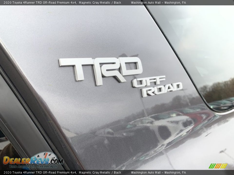 2020 Toyota 4Runner TRD Off-Road Premium 4x4 Logo Photo #8