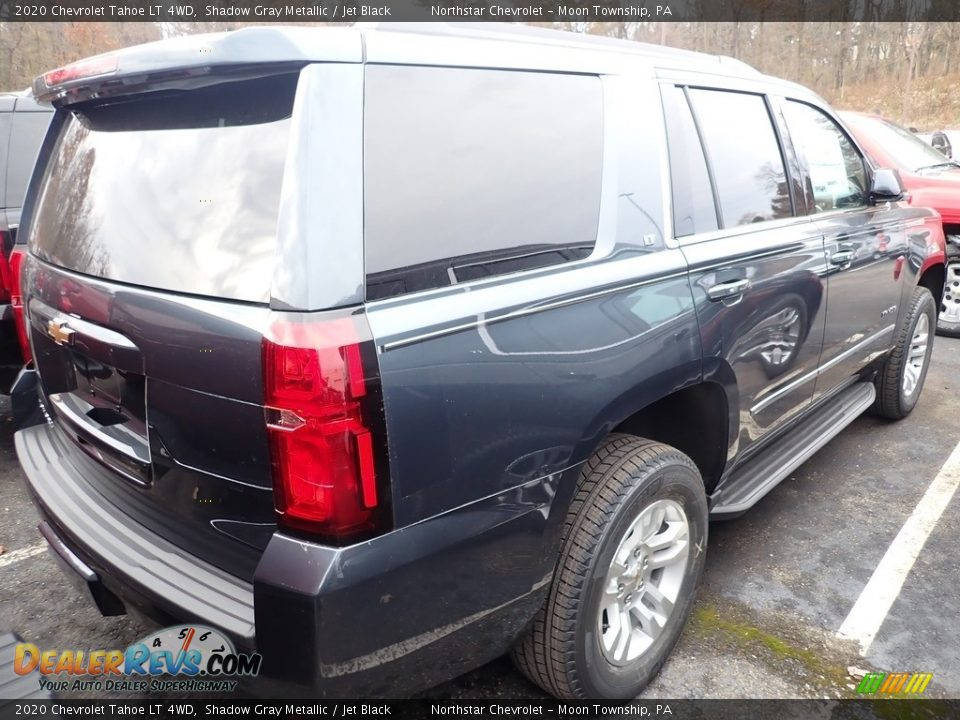 2020 Chevrolet Tahoe LT 4WD Shadow Gray Metallic / Jet Black Photo #3