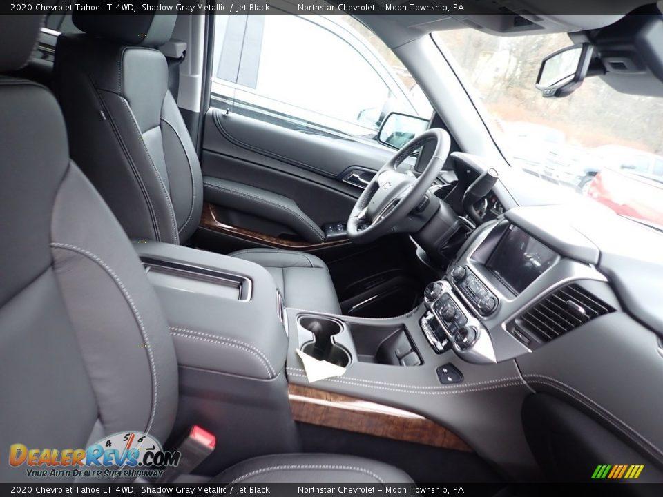 2020 Chevrolet Tahoe LT 4WD Shadow Gray Metallic / Jet Black Photo #5