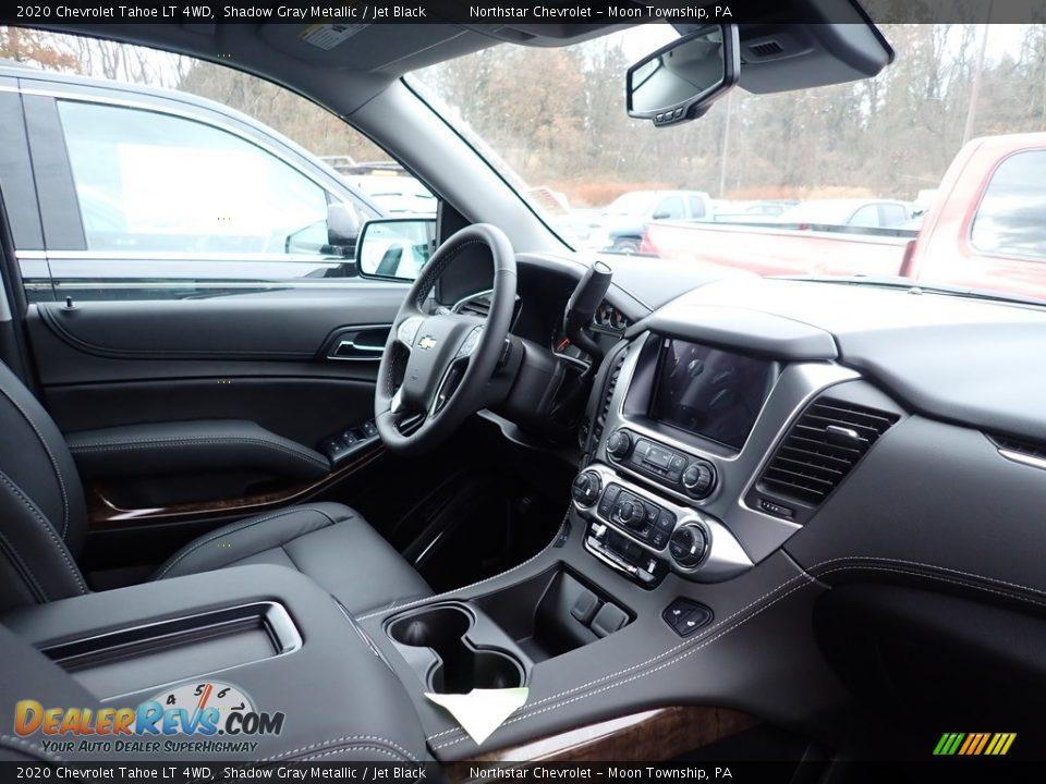 2020 Chevrolet Tahoe LT 4WD Shadow Gray Metallic / Jet Black Photo #6
