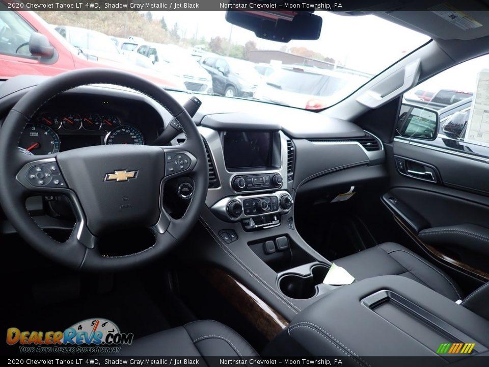 2020 Chevrolet Tahoe LT 4WD Shadow Gray Metallic / Jet Black Photo #10