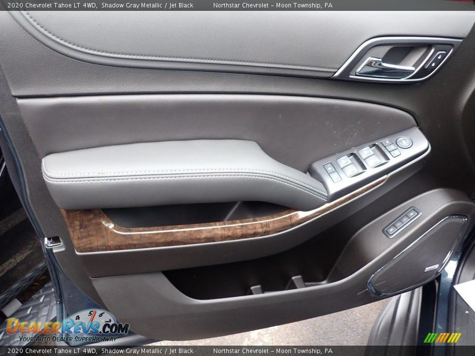 2020 Chevrolet Tahoe LT 4WD Shadow Gray Metallic / Jet Black Photo #11