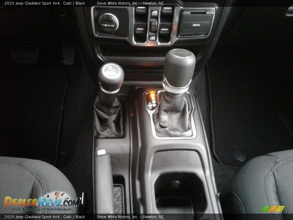 2020 Jeep Gladiator Sport 4x4 Gobi / Black Photo #26