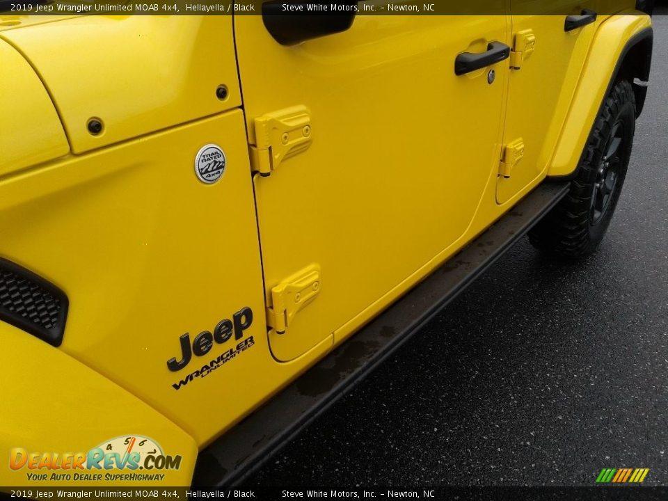 2019 Jeep Wrangler Unlimited MOAB 4x4 Logo Photo #30