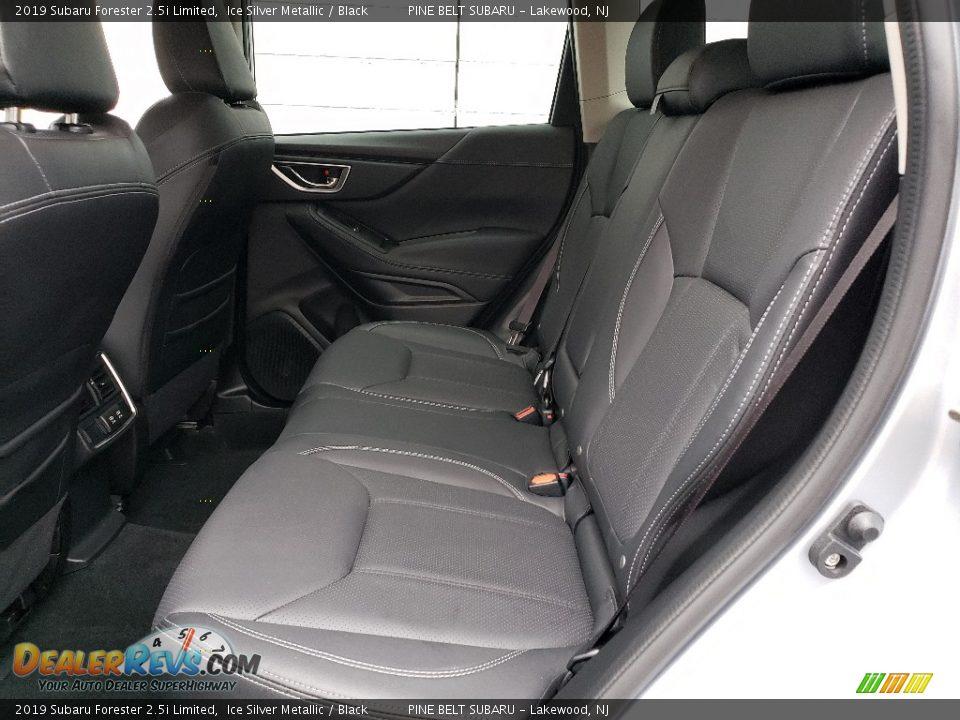 2019 Subaru Forester 2.5i Limited Ice Silver Metallic / Black Photo #25