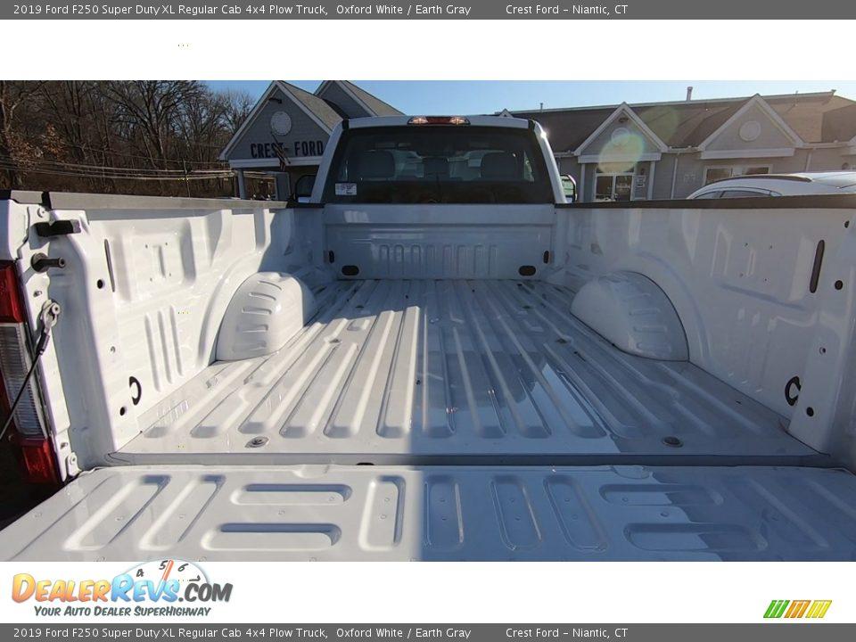 2019 Ford F250 Super Duty XL Regular Cab 4x4 Plow Truck Trunk Photo #18
