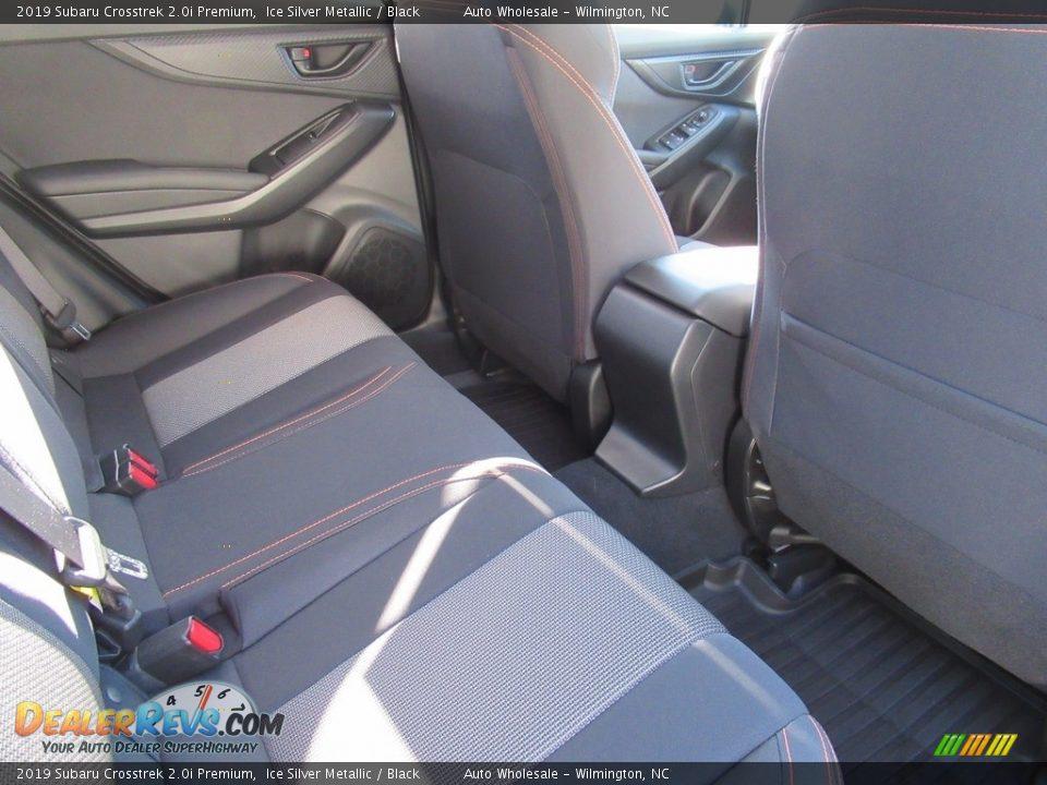 2019 Subaru Crosstrek 2.0i Premium Ice Silver Metallic / Black Photo #13