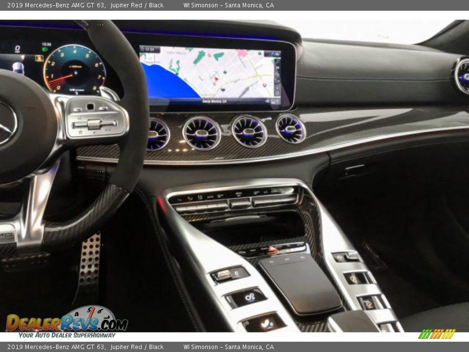 2019 Mercedes-Benz AMG GT 63 Jupiter Red / Black Photo #6