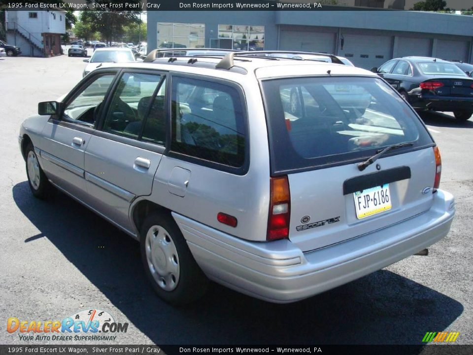 Ford Dealer Locator >> 1995 Ford Escort LX Wagon Silver Frost Pearl / Gray Photo ...