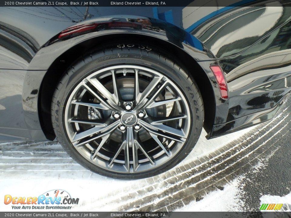 2020 Chevrolet Camaro ZL1 Coupe Wheel Photo #11