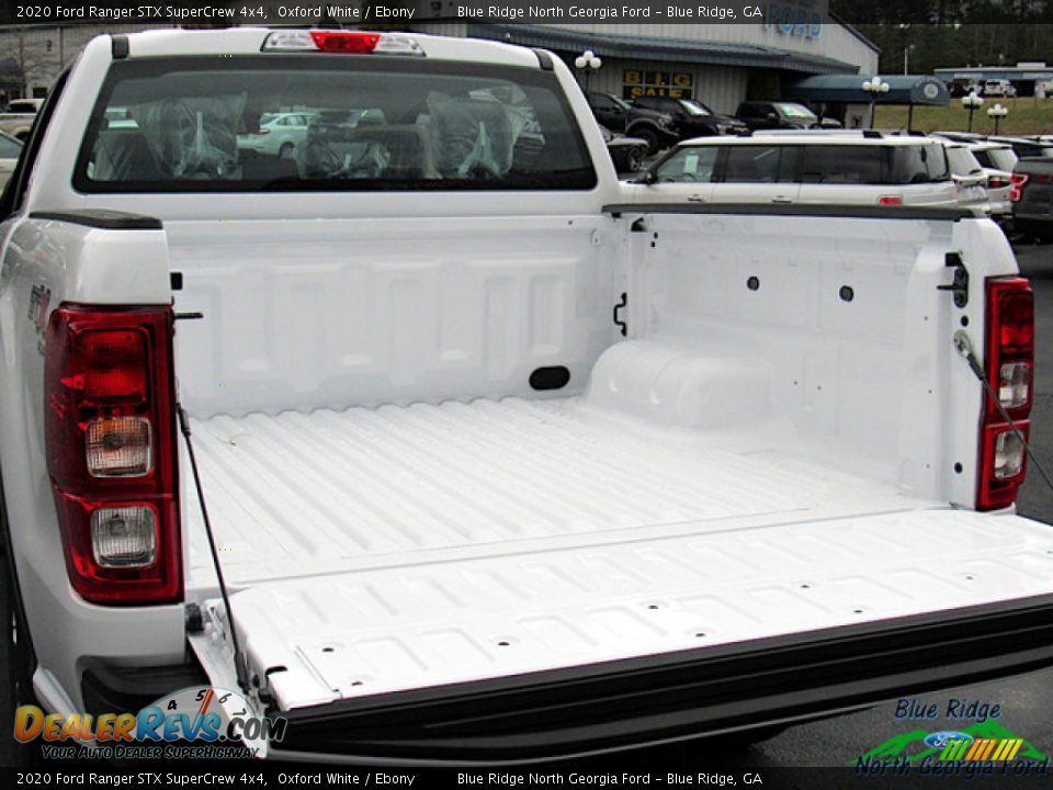 2020 Ford Ranger STX SuperCrew 4x4 Oxford White / Ebony Photo #13