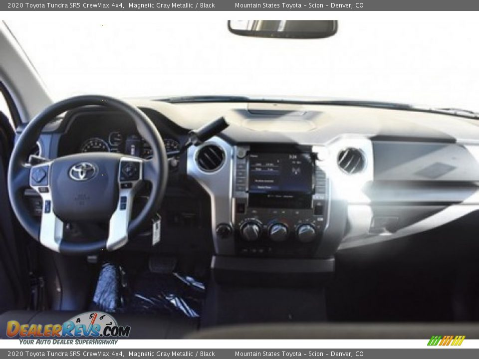 2020 Toyota Tundra SR5 CrewMax 4x4 Magnetic Gray Metallic / Black Photo #7
