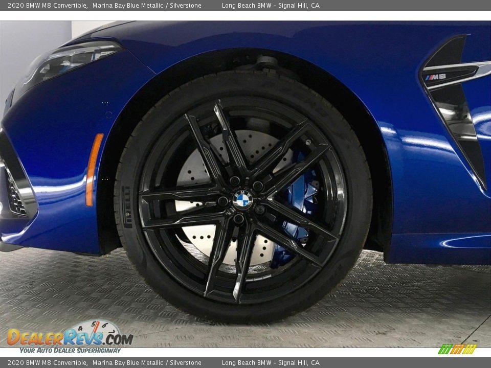 2020 BMW M8 Convertible Wheel Photo #9