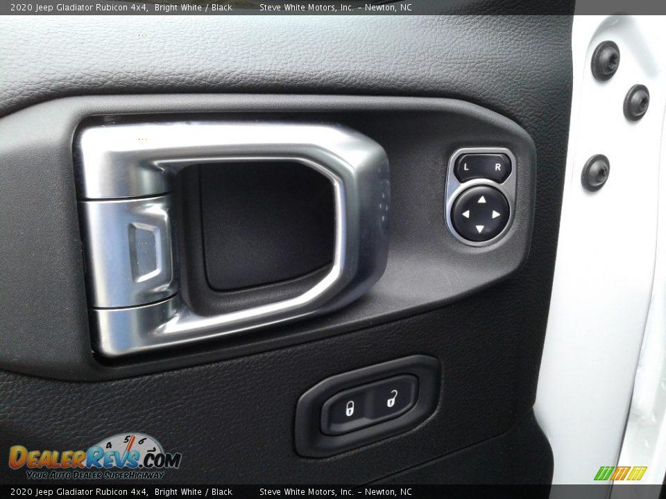 Controls of 2020 Jeep Gladiator Rubicon 4x4 Photo #14