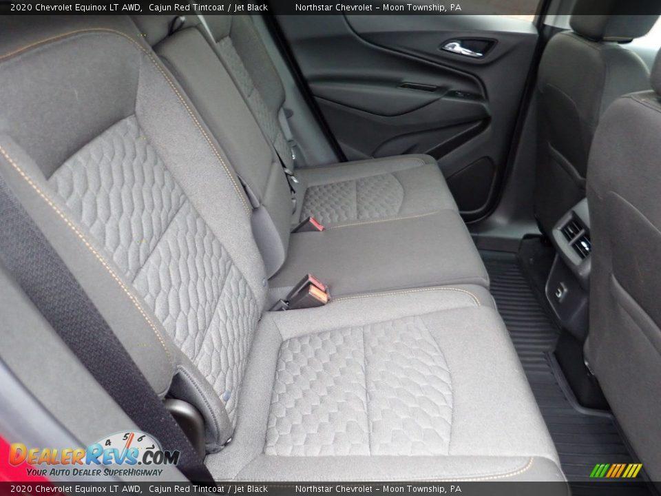 2020 Chevrolet Equinox LT AWD Cajun Red Tintcoat / Jet Black Photo #12