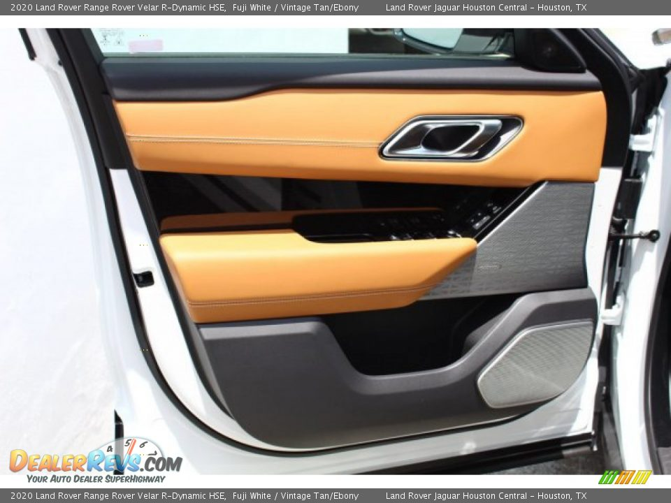 Door Panel of 2020 Land Rover Range Rover Velar R-Dynamic HSE Photo #9