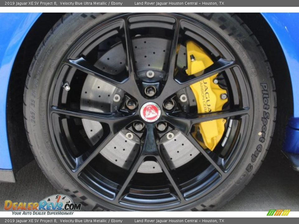2019 Jaguar XE SV Project 8 Wheel Photo #9