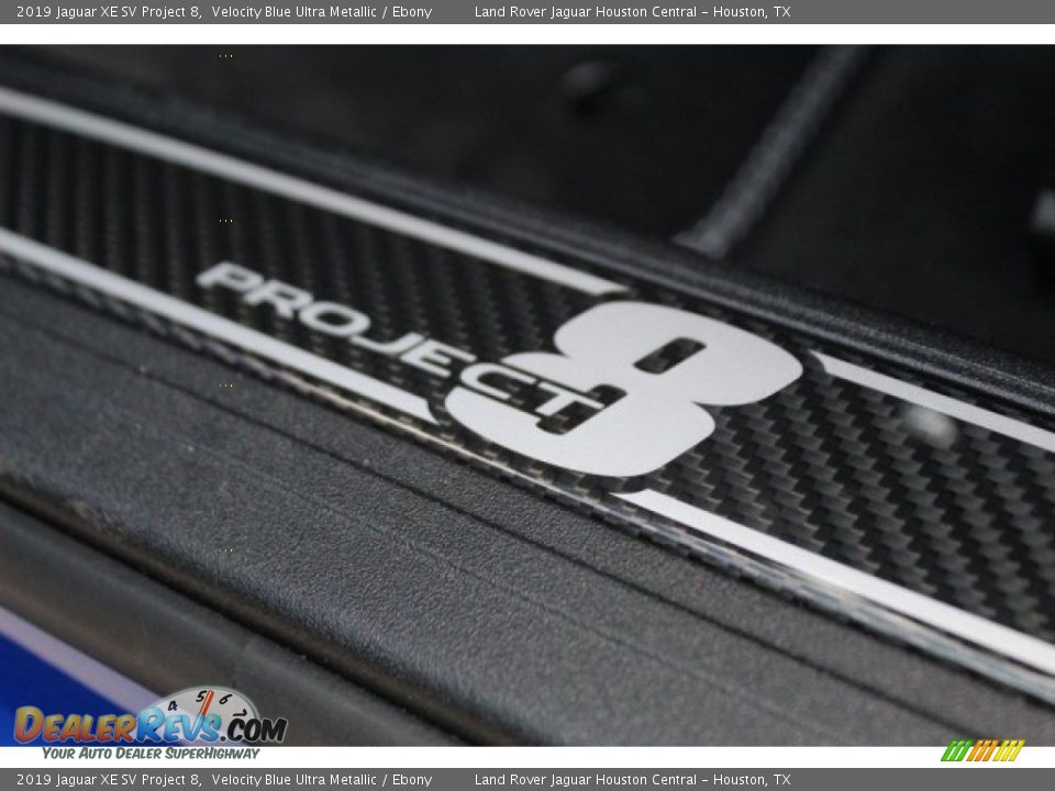 2019 Jaguar XE SV Project 8 Logo Photo #12