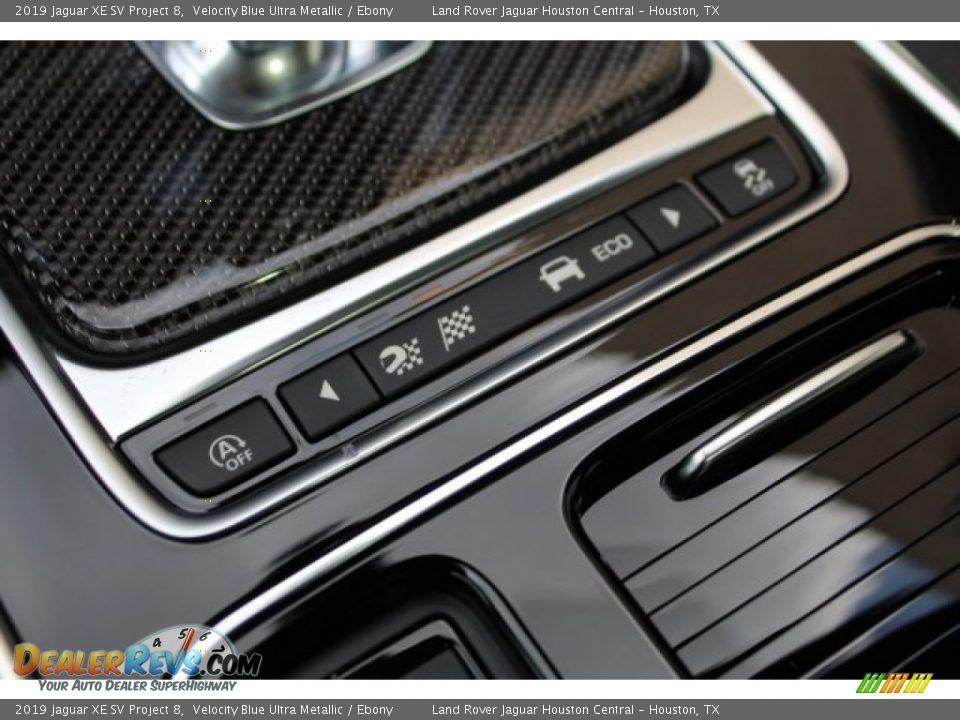 Controls of 2019 Jaguar XE SV Project 8 Photo #18
