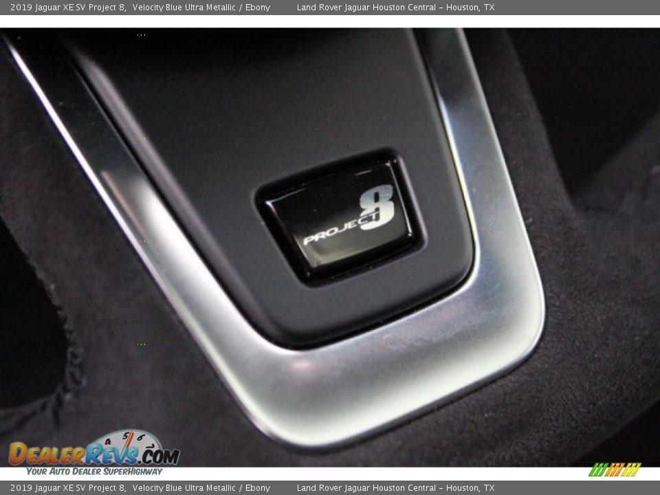 2019 Jaguar XE SV Project 8 Logo Photo #24