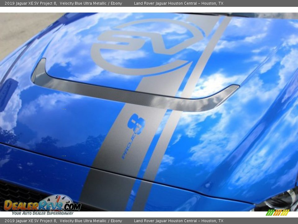 2019 Jaguar XE SV Project 8 Logo Photo #36