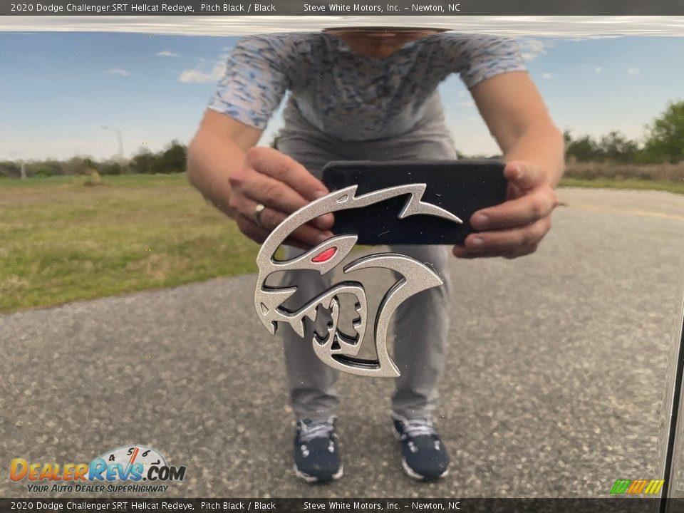 2020 Dodge Challenger SRT Hellcat Redeye Logo Photo #9