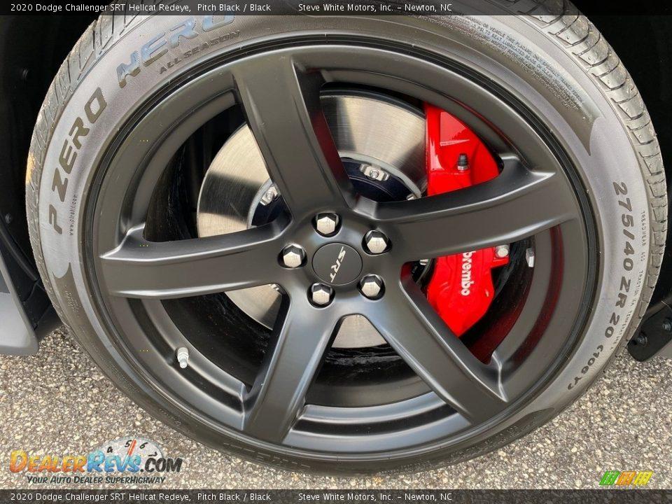 2020 Dodge Challenger SRT Hellcat Redeye Wheel Photo #10