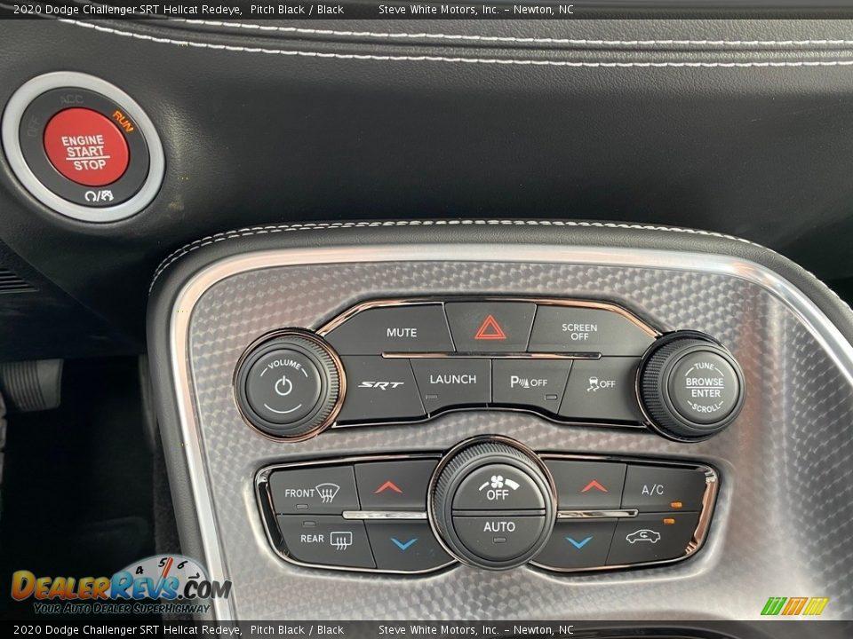 Controls of 2020 Dodge Challenger SRT Hellcat Redeye Photo #28
