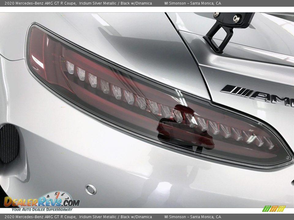 2020 Mercedes-Benz AMG GT R Coupe Iridium Silver Metallic / Black w/Dinamica Photo #24