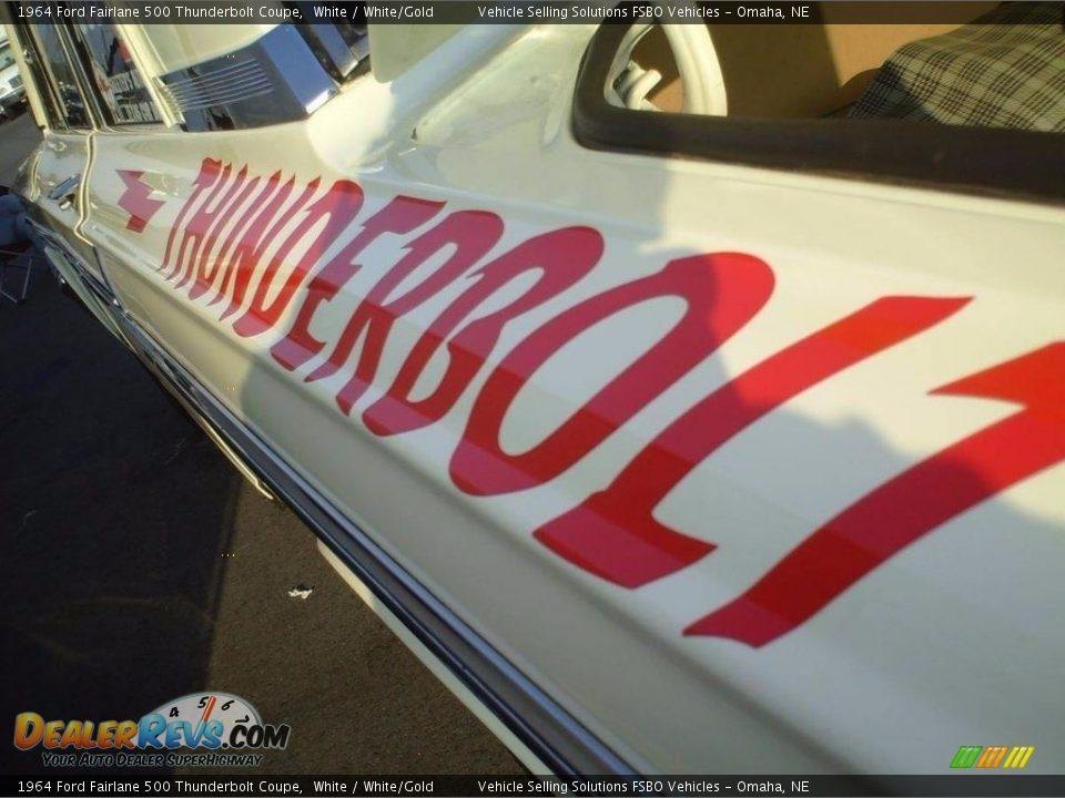 1964 Ford Fairlane 500 Thunderbolt Coupe Logo Photo #6