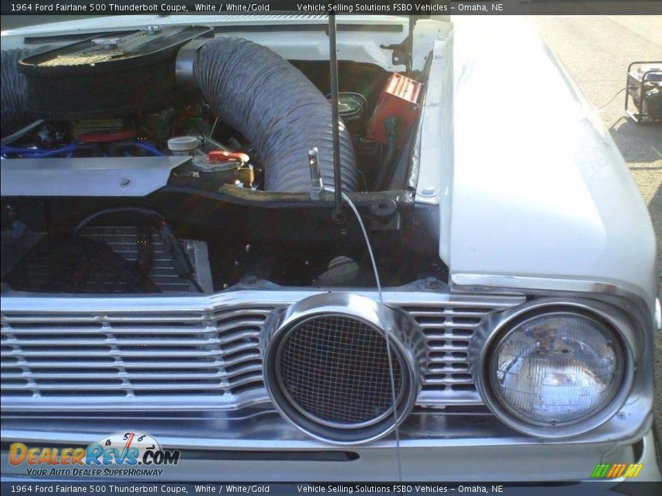 1964 Ford Fairlane 500 Thunderbolt Coupe 427cid OHV 16-Valve V8 Engine Photo #7