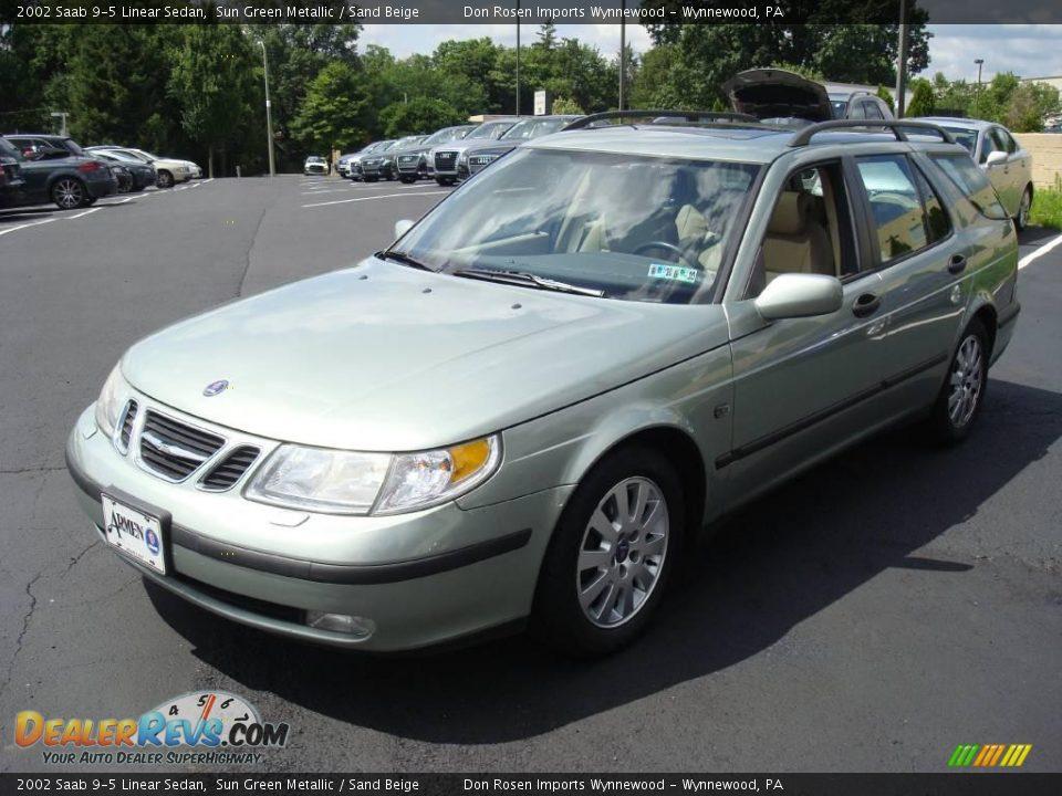 2002 Saab 9 5 Linear Sedan