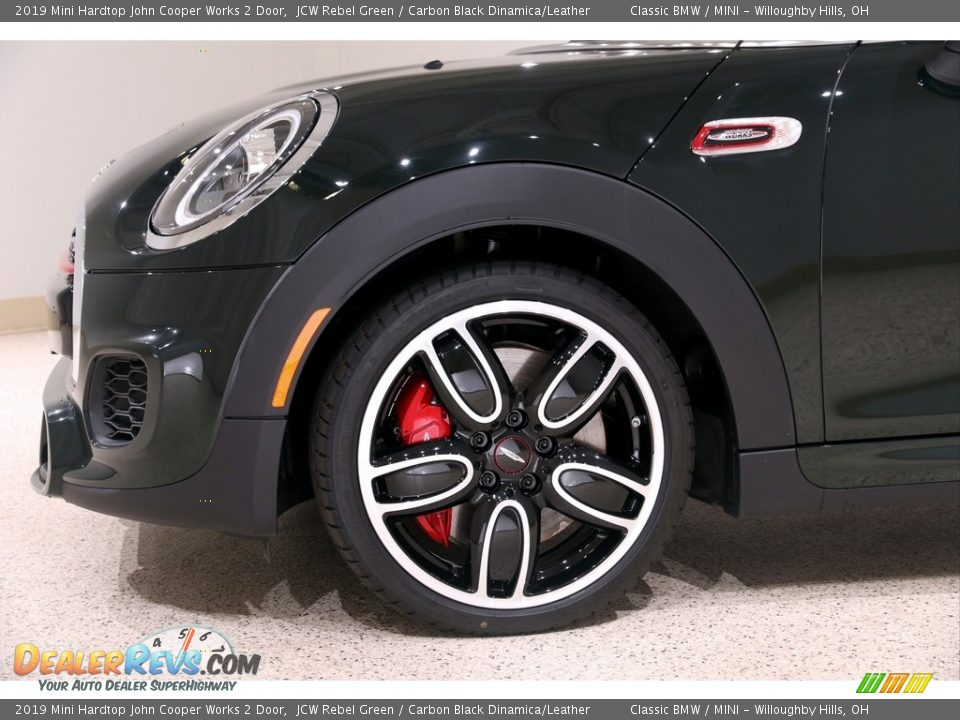 2019 Mini Hardtop John Cooper Works 2 Door Wheel Photo #33