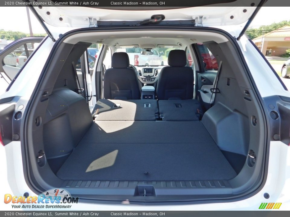 2020 Chevrolet Equinox LS Summit White / Ash Gray Photo #26