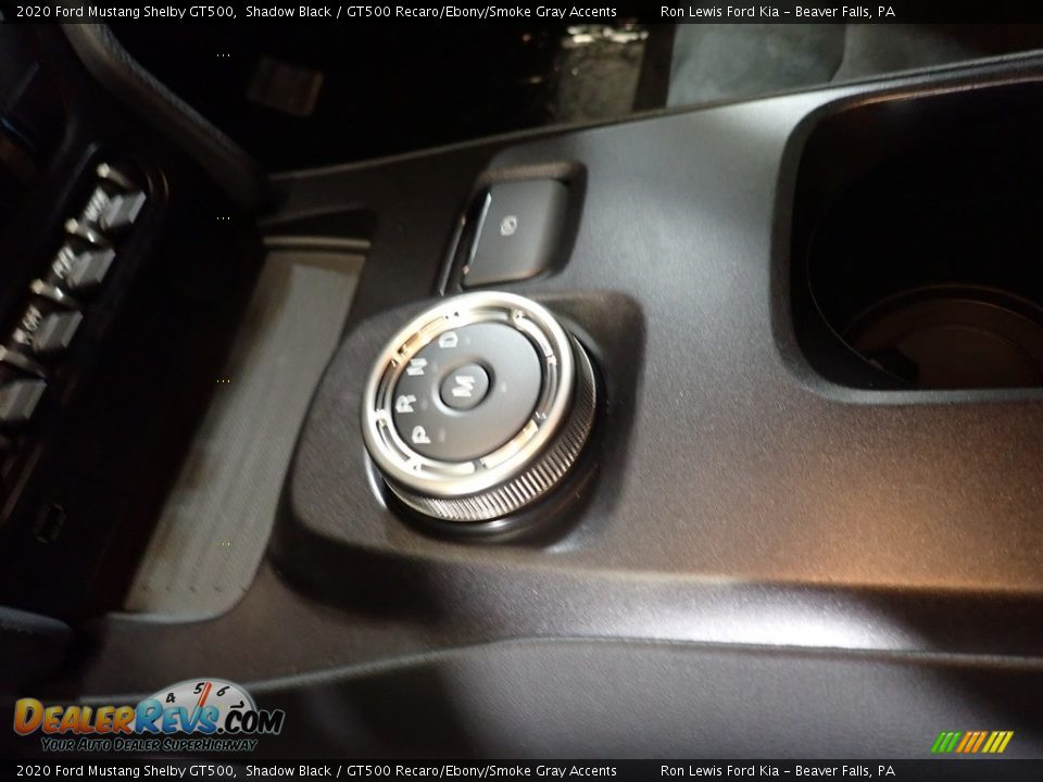 2020 Ford Mustang Shelby GT500 Shifter Photo #17