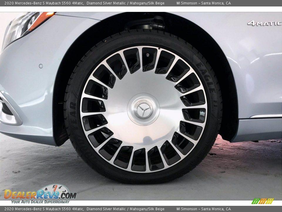 2020 Mercedes-Benz S Maybach S560 4Matic Wheel Photo #9