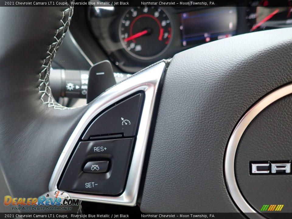 2021 Chevrolet Camaro LT1 Coupe Steering Wheel Photo #19